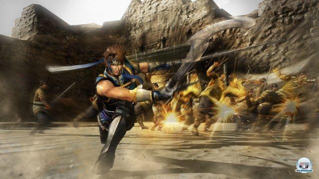 Screenshot - Dynasty Warriors 8 (PlayStation3) 92433962