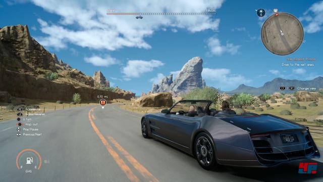 Screenshot - Final Fantasy 15 (PS4) 92531193