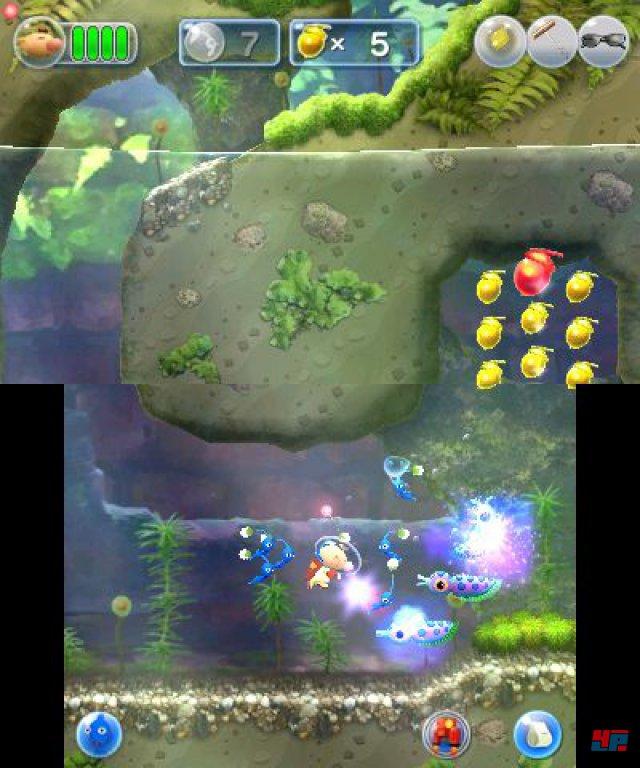Screenshot - Hey! Pikmin (3DS) 92550121