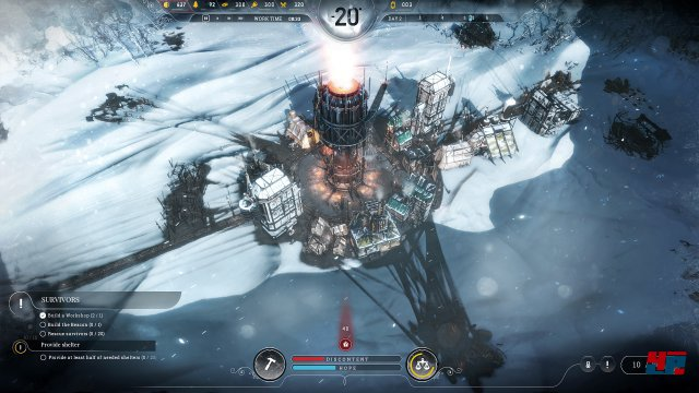 Screenshot - Frostpunk (PC)