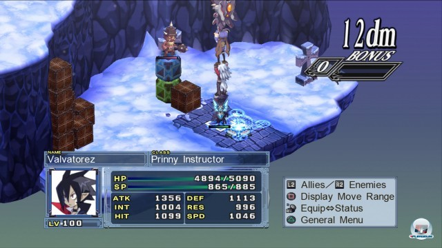 Screenshot - Disgaea 4: A Promise Unforgotten (PlayStation3) 2241423