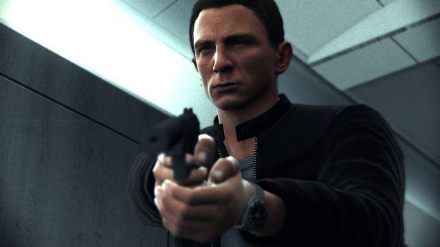 James Bond 007 - Blood Stone (2010) <br><br> Es ist eigentlich eine Schande, dass ausgerechnet dieses Lizenz-Spiel den letzten Punkt im Lebenslauf des Teams markieren soll: Die Mischung aus Third Person-Shooter, Nahkämpfen und Rennspiel wirkte eher wie eine halbherzig ausgeführte Auftragsarbeit, die zwar nett inszeniert war, aber inhaltlich nur Standardkost bot. 2199429