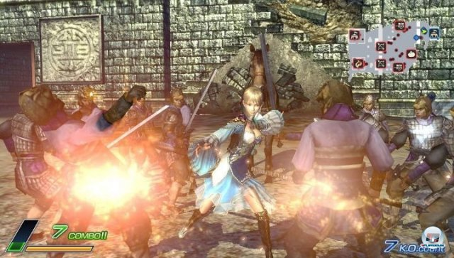 Screenshot - Dynasty Warriors (PS_Vita) 2260872