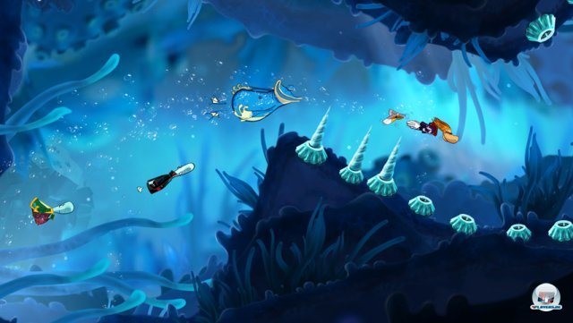 Screenshot - Rayman Origins (Wii) 2291717