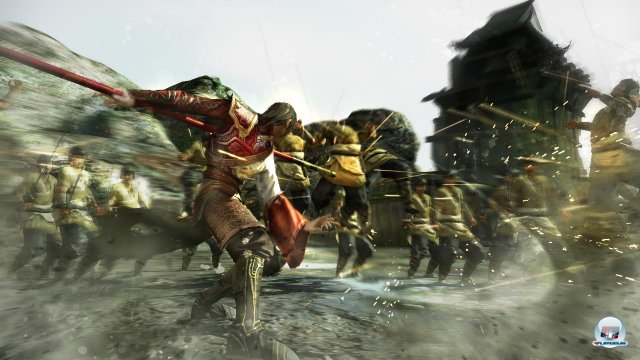 Screenshot - Dynasty Warriors 8 (PlayStation3) 92434107