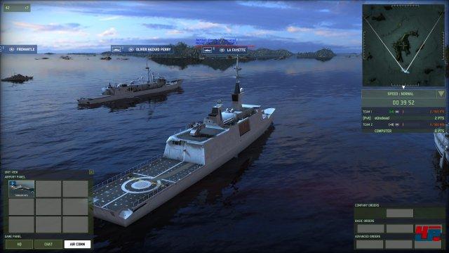 Screenshot - Wargame: Red Dragon (PC)