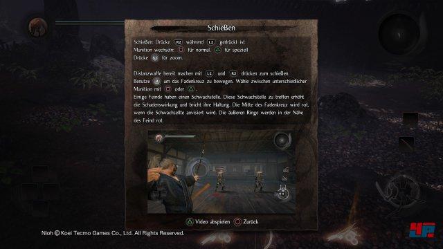 Screenshot - Nioh (PS4)