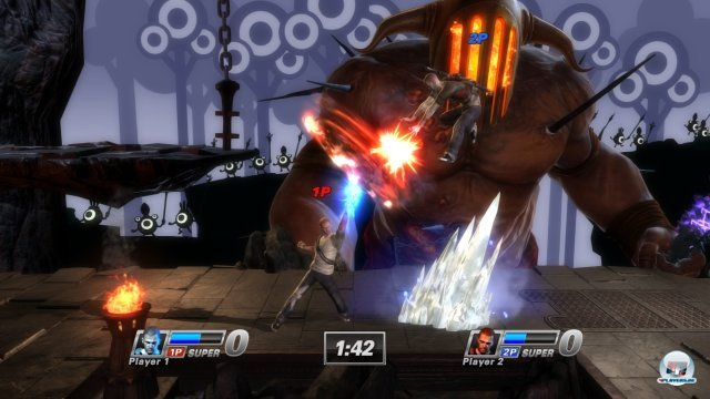 Screenshot - PlayStation All-Stars: Battle Royale (PlayStation3) 92425222