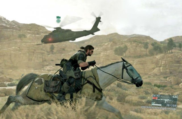 Screenshot - Metal Gear Solid 5: The Phantom Pain (360) 92506019