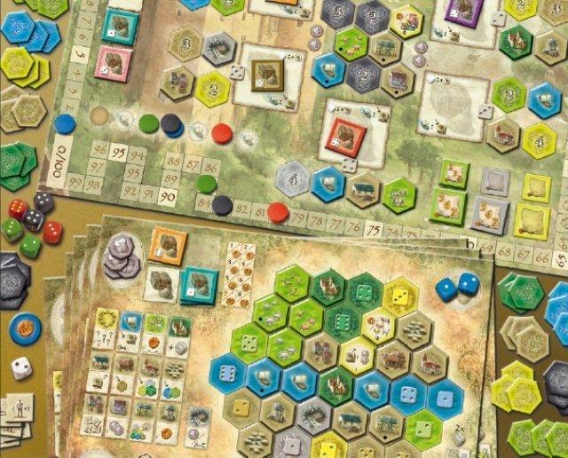 Screenshot - Die Burgen von Burgund (Spielkultur)