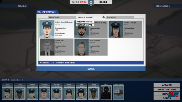 Screenshot - This Is the Police (PC) 92529250