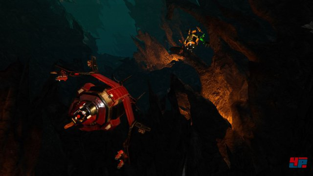 Screenshot - Descent: Underground (PC) 92501087