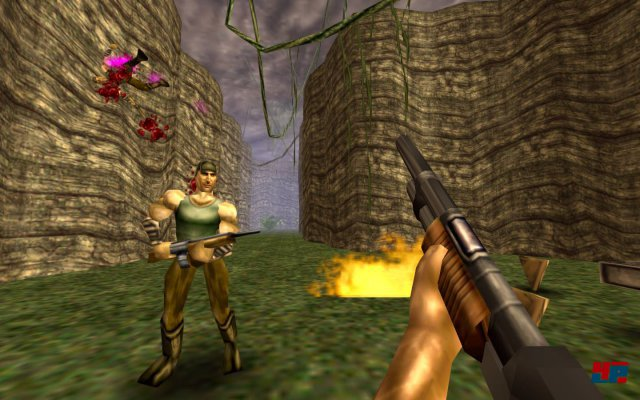 Screenshot - Turok: Dinosaur Hunter (PC) 92517521