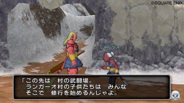 Screenshot - Dragon Quest X Online (Wii) 2273507