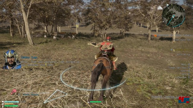 Screenshot - Dynasty Warriors 9 (XboxOneX) 92559807