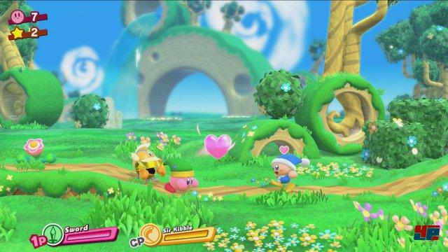 Screenshot - Kirby (Arbeitstitel) (Switch)