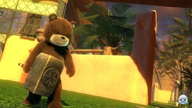 Screenshot - Naughty Bear: Panic in Paradise (360)