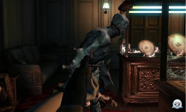 Screenshot - Resident Evil: Revelations (3DS) 2230212