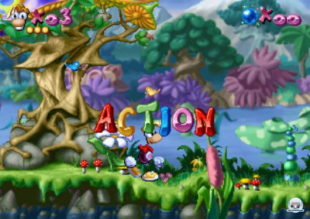 Screenshot - Rayman (Klassiker) (PC) 92465264
