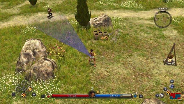 Screenshot - Titan Quest (Switch) 92570909