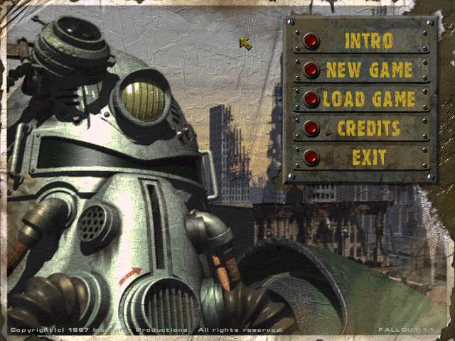 Das Artdesign von Fallout aus dem Jahr 1997 hat in vielen Bereichen bis heute Bestand.