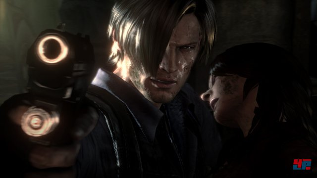 Screenshot - Resident Evil 6 (PlayStation4)