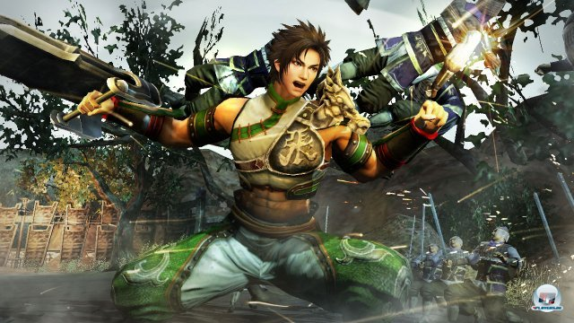 Screenshot - Dynasty Warriors 8 (PlayStation3) 92433892
