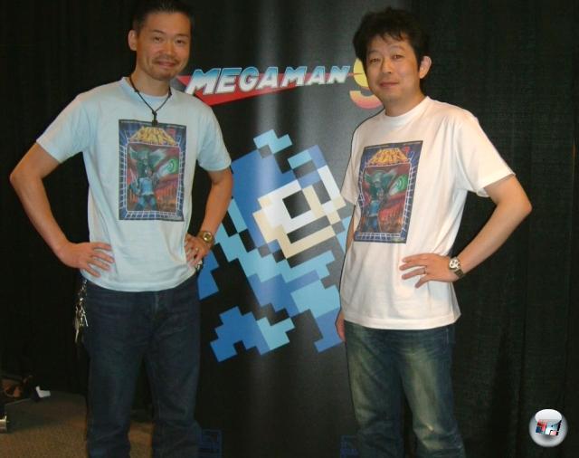 <b>Die Erkenntnis, dass...</b><br><br>...Capcom der klare Gewinner der Messe ist. Alleine wegen dieser gro�artigen T-Shirts!
