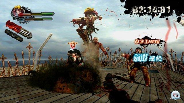 Screenshot - Onechanbara Z: Kagura (360) 2295132