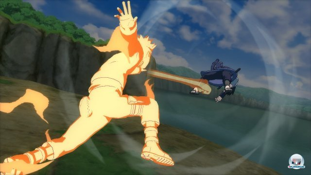 Screenshot - Naruto Shippuden: Ultimate Ninja Storm Generations (PlayStation3) 2297237