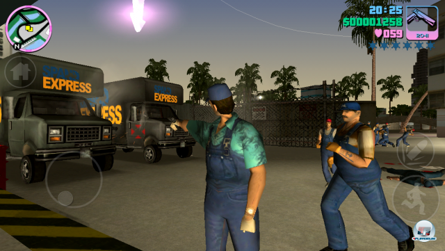 Screenshot - Grand Theft Auto: Vice City (iPhone) 92430627