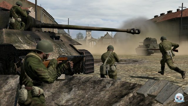 Screenshot - Iron Front - Liberation 1944 (PC) 2347227