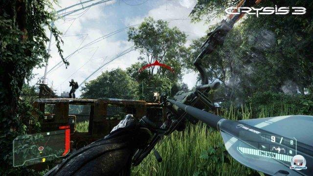 Screenshot - Crysis 3 (360) 92422567