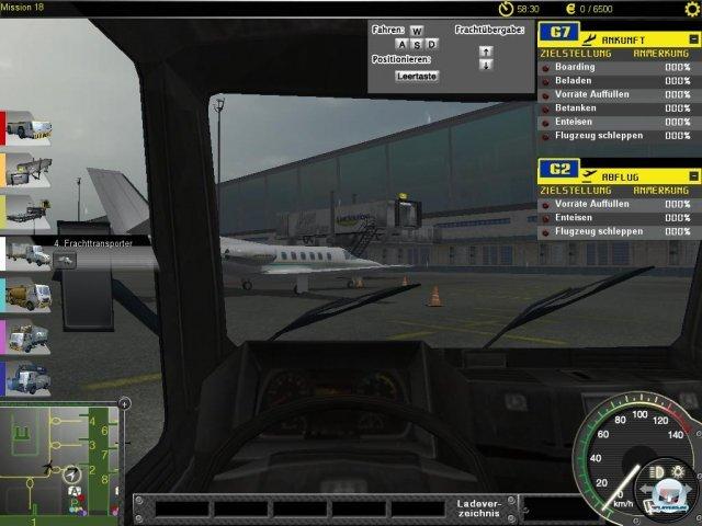 Wenn man sie findet gibt es sogar eine Cockpitperspektive!