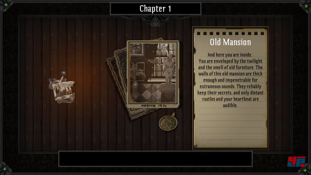 Screenshot - Lovecraft's Untold Stories (PC) 92581679