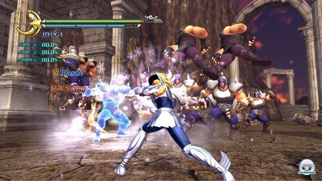 Screenshot - Saint Seiya: Sanctuary Battle (PlayStation3) 2274232
