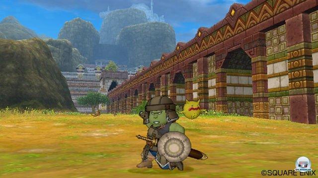 Screenshot - Dragon Quest X Online (Wii) 2287207