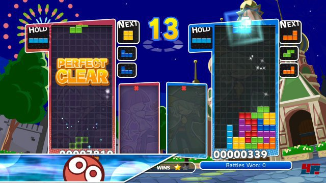 Screenshot - Puyo Puyo Tetris (PS4)