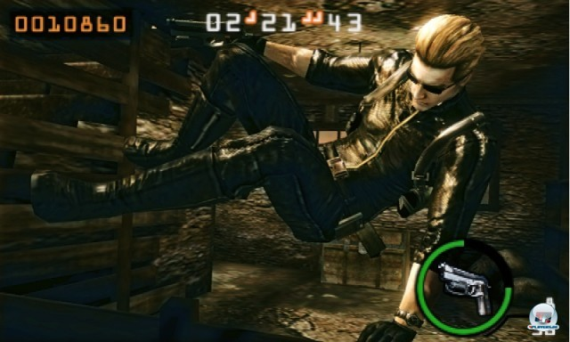 Screenshot - Resident Evil: The Mercenaries 3D (3DS) 2227502