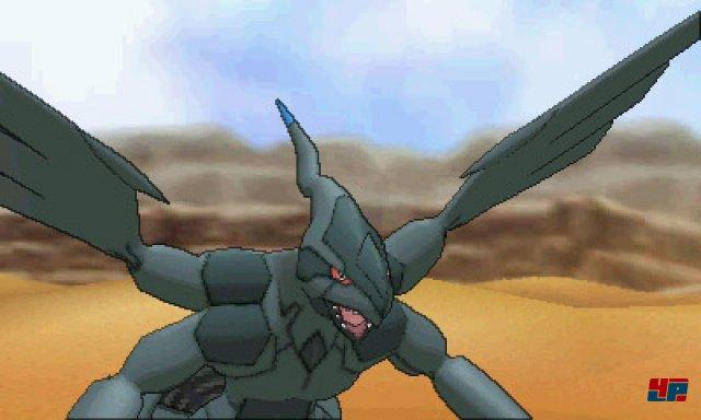 Screenshot - Pokémon Alpha Saphir (3DS) 92495930
