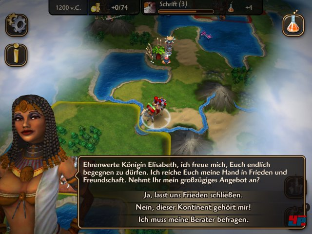 Screenshot - Civilization Revolution 2 (iPad) 92486667