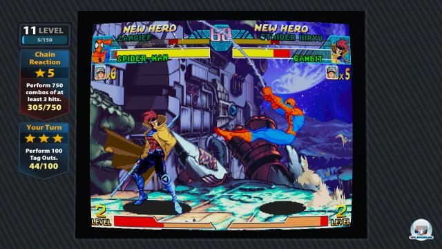 Screenshot - Marvel vs. Capcom Origins (360) 2374137