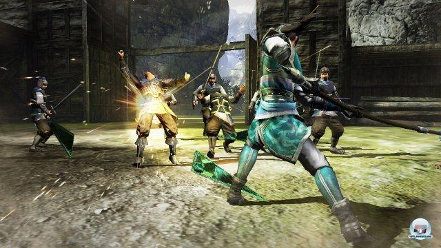 Screenshot - Dynasty Warriors 8 (PlayStation3) 92433682