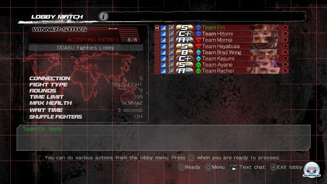 Screenshot - Dead or Alive 5 Ultimate (360)