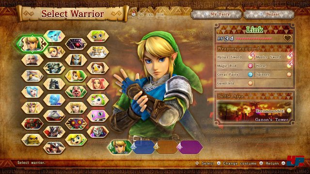 Screenshot - Hyrule Warriors (Switch) 92565306