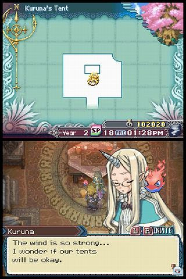 Screenshot - Rune Factory 3: A Fantasy Harvest Moon (NDS) 2273152