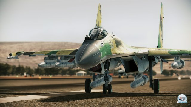 Screenshot - Ace Combat: Assault Horizon (360) 2270797