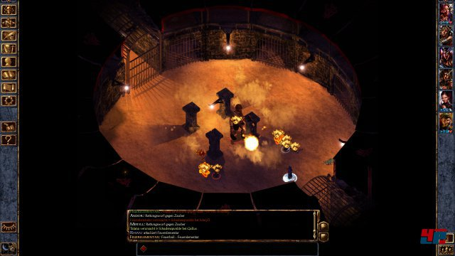Screenshot - Baldur's Gate: Enhanced Edition (PC)