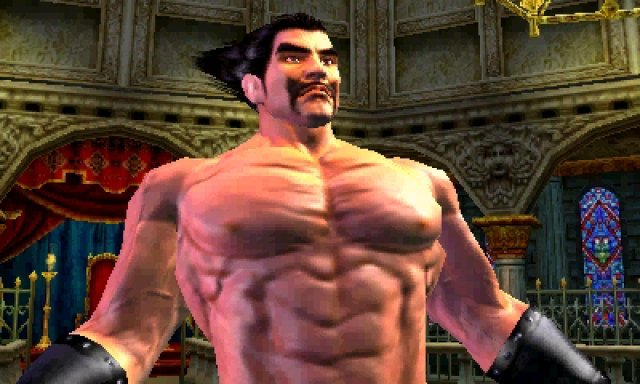 Screenshot - Tekken 3D Prime Edition (3DS) 2281337