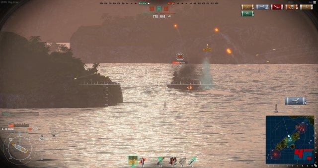 Screenshot - World of Warships (PC) 92516008